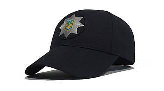 Бейсболка уставная полиция Украина, фото 2