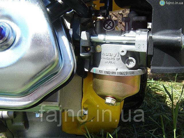 карбюратор на двигателе Sadko GE-270 фото
