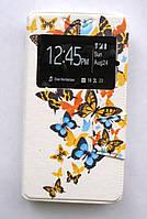 """Чехол Чехол-книжка универсальный 5"""" Butterfly, фото 1"""