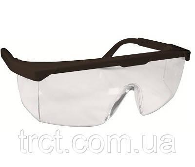 Окуляри захисні відкриті прозорі STARLINE /G-004A-C/
