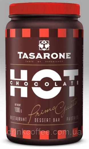 Горячий шоколад Tasarone в банке, Италия, 1 кг