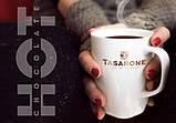 Гарячий шоколад Tasarone в банку, Італія, 1 кг, фото 3