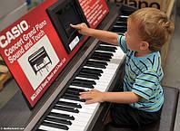 Цифрові піаніно Casio