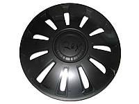Колпаки R14 на диски R14 REX черные колпак