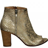 Туфли женские кожаные SOFY-12 зол.кож.