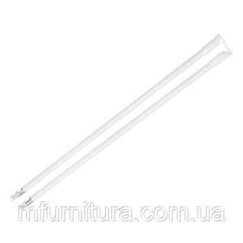 Релинг для метабокса 400 мм / белый