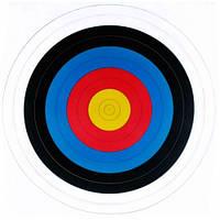 Мишень JVD Target Face Fita 40 cm ( 10 шт ) ( на складе )