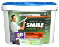 Штукатурка «SMILE®» SD-59 защитно-декоративная с эффектом теплосбережения 0,7кг/1л