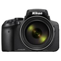 Цифровая камера NIKON Coolpix P900 Черный