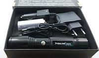Светодиодный ручной фонарь фонарик X-Balog XML BL-T611-T6