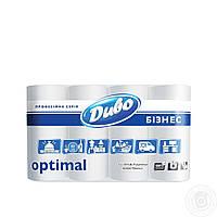 ДИВО Бумажные полотенца в рулонах  Бизнес Optimal