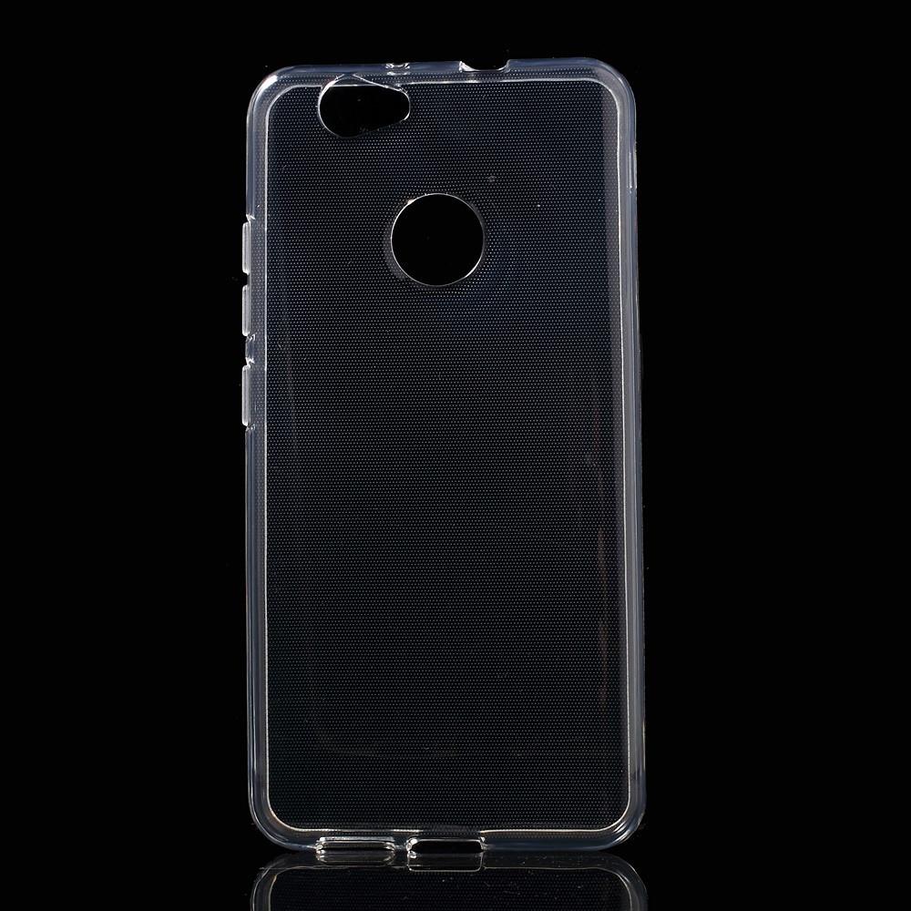 Чехол накладка силиконовый TPU Remax 0.2 мм для Huawei Nova прозрачный