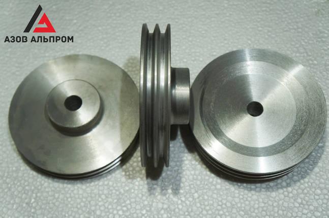 Шкив клино-ременной передачи со ступицей 150 мм, профиль 0, фото 2