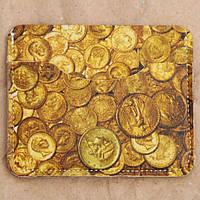 Картхолдер «Золотые монеты», фото 1