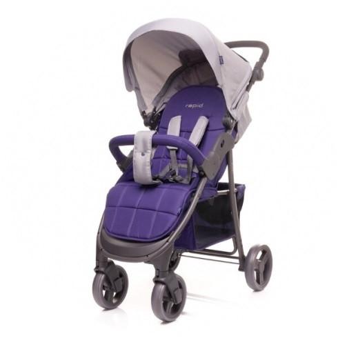 Прогулочная коляска 4BABY RAPID 2017 Purple