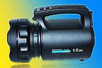 Фонарь ручной аккумуляторный TD-6000 15W (мощный)