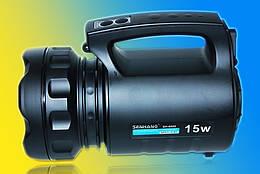 Фонарь ручной аккумуляторный TD-6000 30W (мощный)