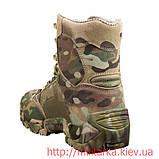 Ботинки Magnum Sidewinder Комбат Мультикам, фото 4