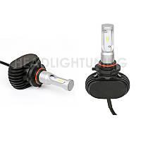 Лампы светодиодные ALed S HB3 (9005) 6000K 4000Lm, фото 1