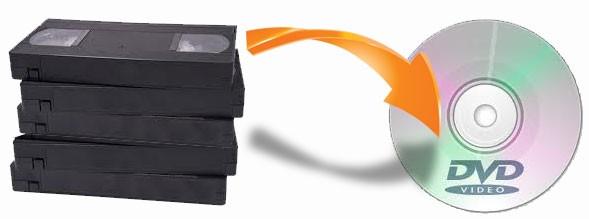 Оцифровка VHS в Днепре