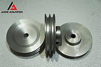 Шкив клино-ременной передачи со ступицей 150 мм, профиль A