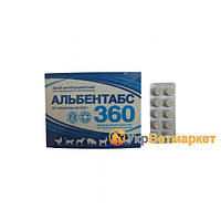 Альбентабс-360, 36%, 30 табл., O.L.KAR. (Олкар)