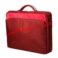 Сумка до ноутбука Continent CC02 Cranberry P/ N:CC02: Nylon Computer Bag, Цвет: Cra (CC02 Cranberry)