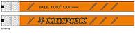 Печать логотипа на бумажных контрольных браслетах Tyvek