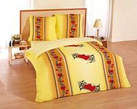 Яркий махровый комплект постельного белья хит сезона, фото 1