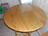 Столы из лиственницы