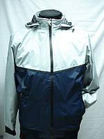 Куртка-ветровка мужская  двухсторонняя NATURE(с 48 по 56 разм)