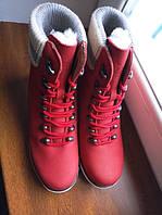 Теплые женские ботинки на меху TallLand. Эксклюзивная продукция.