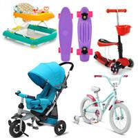 Детский транспорт и аксессуары