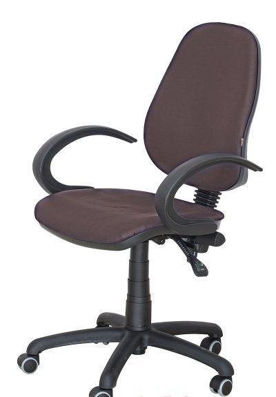 Кресло Бридж 50 AMF-5 Неаполь-32 Коричневый (кожзаменитель) - Матрас Диван - мебельный интернет магазин в Киеве