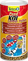 Tetra Pond Koi Colour Pellets 1 л