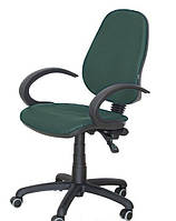 Кресло Бридж 50 AMF-5 Неаполь-35 Зеленый (кожзаменитель)