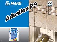 Клей для плитки, мозаики белый ADESILEX P9, 25 КГ