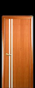 Дверь межкомнатная ВИТА С ЗЕРКАЛОМ Финиш бумага