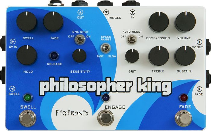 Педаль Pigtronix Philosopher King