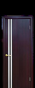 Дверь межкомнатная ВИТА С ЗЕРКАЛОМ Экошпон