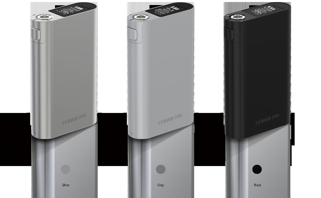 Joyetech Cuboid 200W - Батарейный блок для электронной сигареты. Оригинал