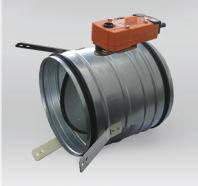 Эвакуационный (декомпрессионный) клапан DM-E