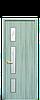 Дверь межкомнатная ГЕРДА СО СТЕКЛОМ САТИН И РИСУНКОМ Р3 Экошпон, фото 3