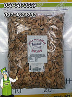 Коптилка для холодного и горячего копчения, купить щепу из плодовых деревьев вишни в упаковке 0.5 кг
