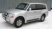 Кузов Mitsubishi Pajero Wagon 3, 4, крыша, четверть, крыло