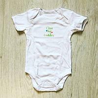 Детский бодик для новорожденного George 3-6 мес