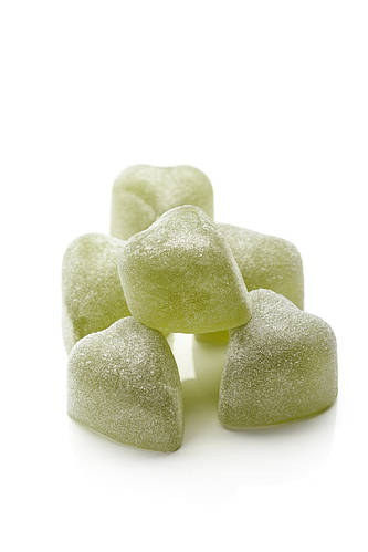 Желейные конфеты Яблоко