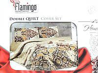 Комплект постельного белья полуторный Flamingo