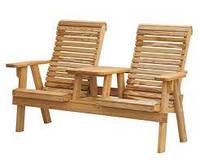 Дачные кресла  из лиственницы