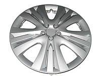 Колпаки на колеса R13 Lux серые колпак